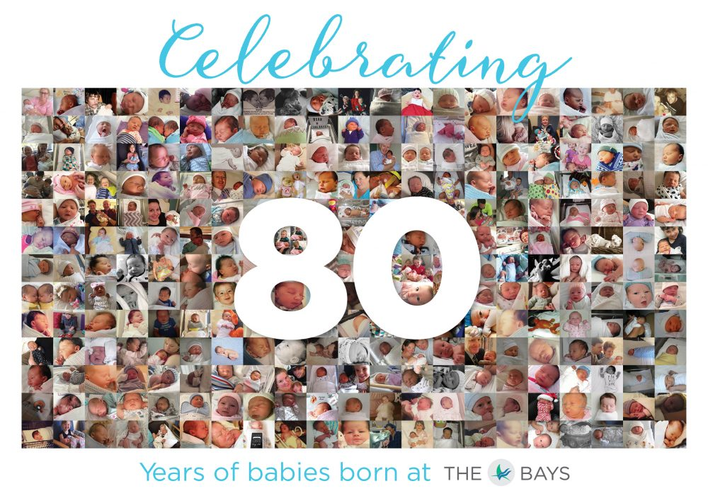 Celebrating 80 years of babies
