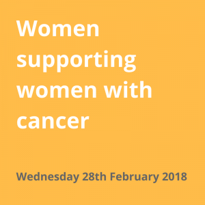 JAN Women supporting women with cancer