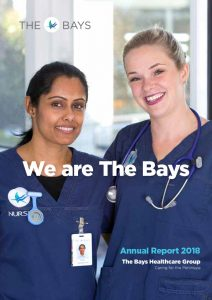 The Bays Annual Report 2018
