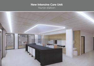 Critical Care Nurse station (without logo)