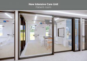 Critical Care Patient room (without logo)